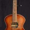 Sinker redwood top, Madagascar rosewood back and sides