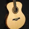 Walnut and Sitka spurce baritone, 27.5 scale