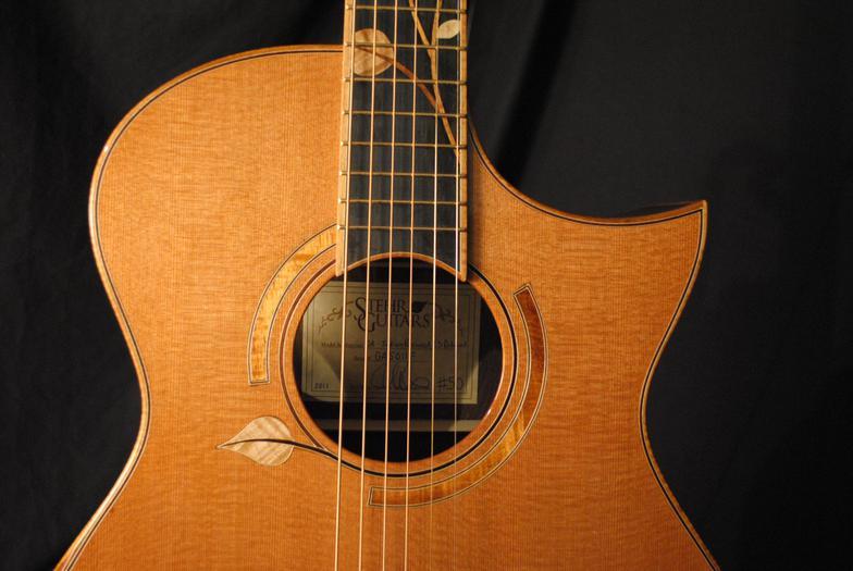 Stehr Guitars - Custom Acoustic Guitars